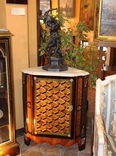 Louis XVI Corner cabinet  -