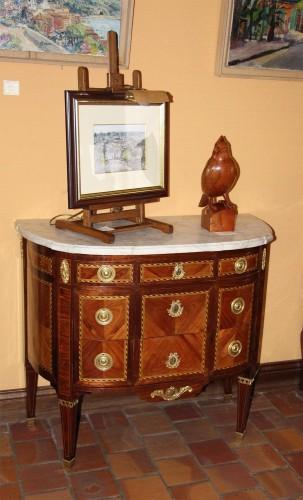 Chest of Louis XVI - Furniture Style Louis XVI