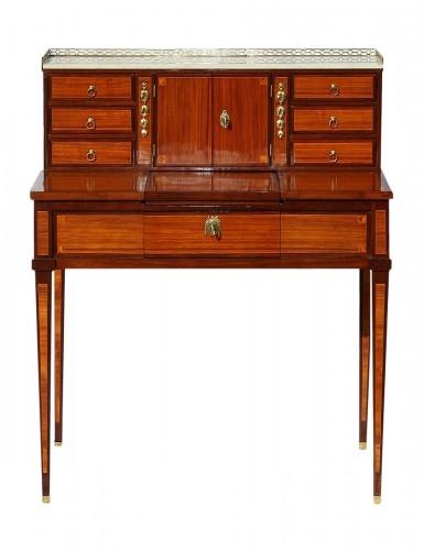 « Bonheur Du Jour » Dressing Table Louis XVI