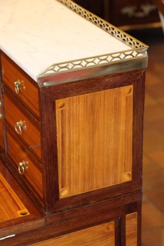 Furniture  - « Bonheur Du Jour » Dressing Table Louis XVI