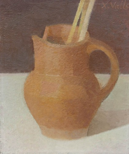 Xavier VALLS (1923-2006) - The Pitcher