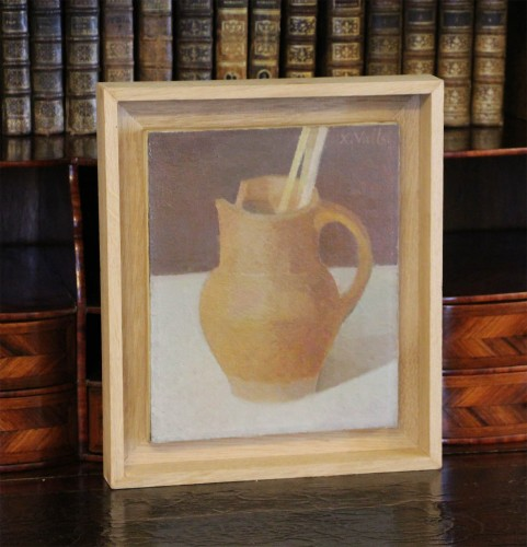 Xavier VALLS (1923-2006) - The Pitcher - Paintings & Drawings Style 50