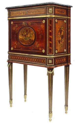 Secretary In Cabinet Louis XVI