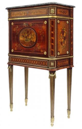 Secretary In Cabinet Louis XVI