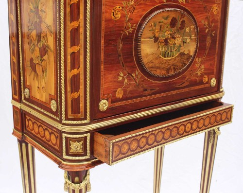 18th century - Secretary In Cabinet Louis XVI