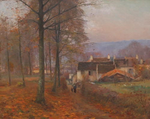 Jean Massé (1856-1950) - Luzancy