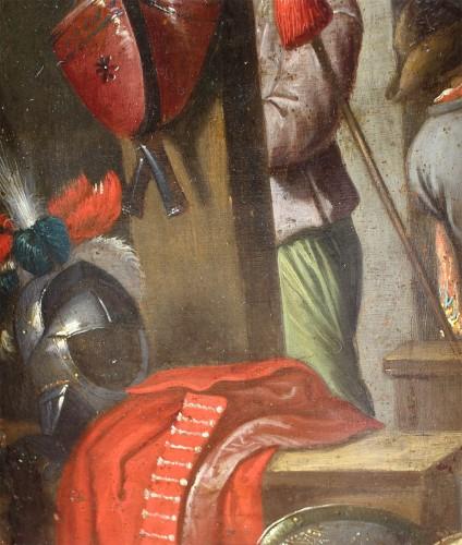 Flemish school of the late 17th century -