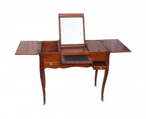 Furniture  - Dressing table, stamped HACHE A GRENOBLE