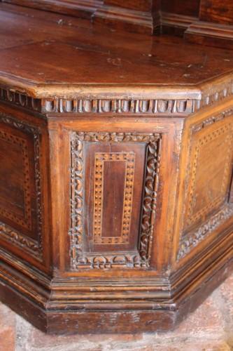 Cassapanca, 16th - Furniture Style Renaissance