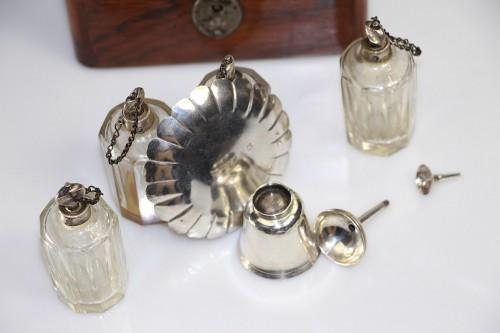 Objects of Vertu  - Box Perfume 18th century