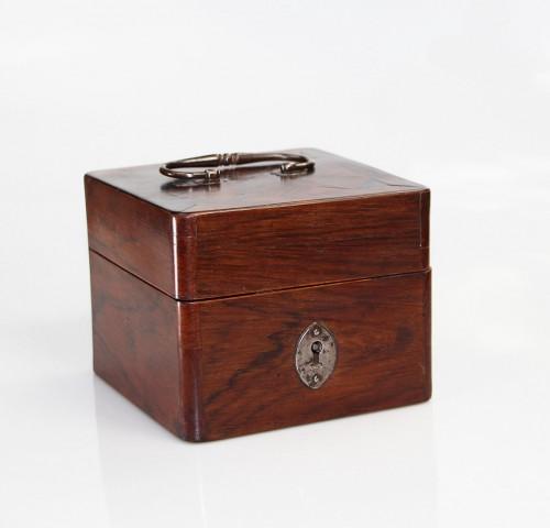 Box Perfume 18th century -