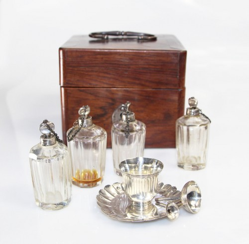 18th century - Box Perfume 18th century