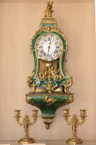 Clocks  - Cartel Louis XV period