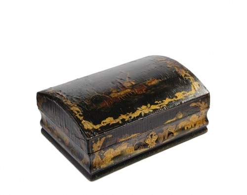Wig case of Louis XV period,