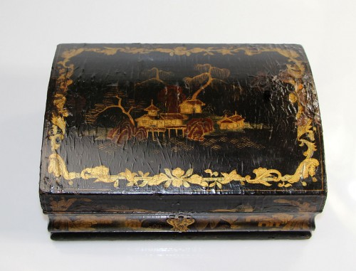 Wig case of Louis XV period, - Objects of Vertu Style Louis XV