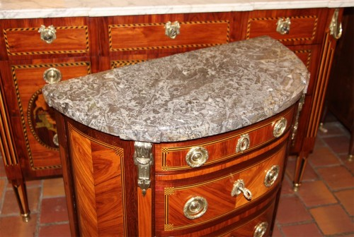 Louis XVI commode - Furniture Style Louis XVI