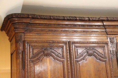 Woodwork Cabinet 18th century -