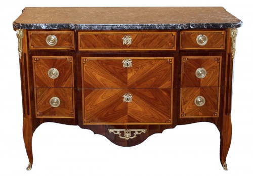 chest of drawers, 18th