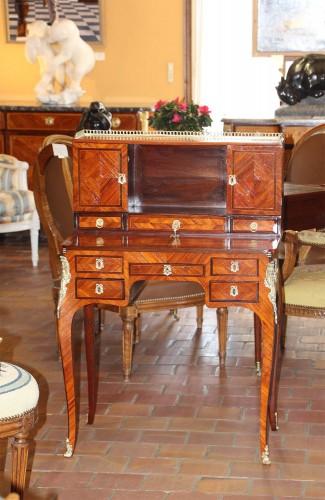 Bonheur-du-jour, Transition period  - Furniture Style Transition