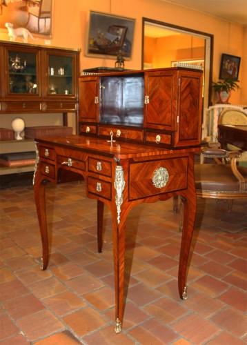 Furniture  - Bonheur-du-jour, Transition period