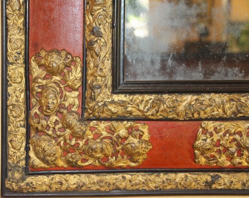 Louis XIV Period Mirror - Mirrors, Trumeau Style Louis XIV