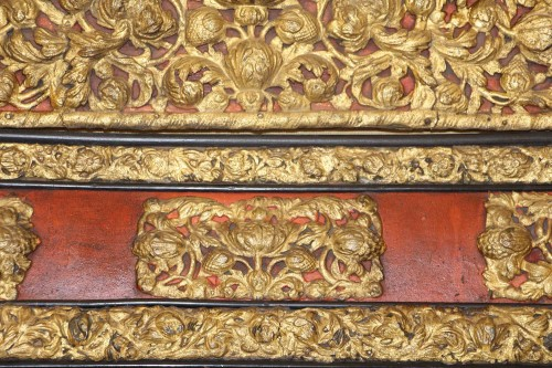 Louis XIV Period Mirror -