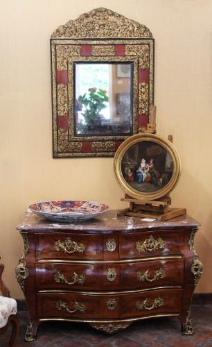 Antiquités - Louis XIV Period Mirror