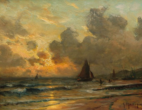Georges Philibert Charles MARONIEZ (1865-1933)