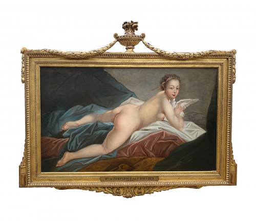 Paintings & Drawings  - Odalisque - French school of the 19th
