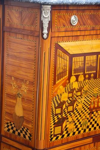 Louis XVI secretare -