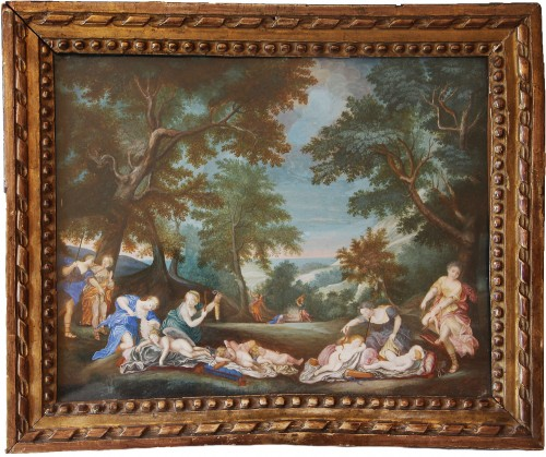 17th century French School - Paintings & Drawings Style