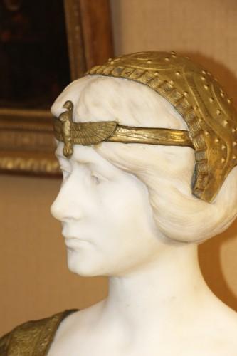 19th century - Egyptian-dressed - Paul Louis LOISEAU-ROUSSEAU (1861-1927)