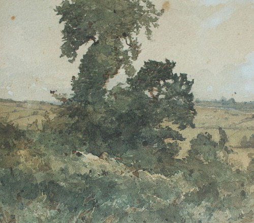 Henri Joseph HARPIGNIES (1819-1916) - Paintings & Drawings Style