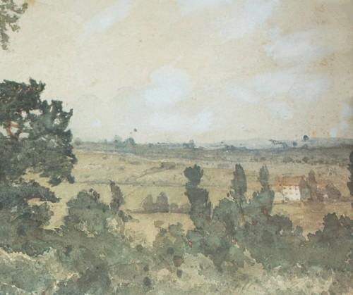 Paintings & Drawings  - Henri Joseph HARPIGNIES (1819-1916)