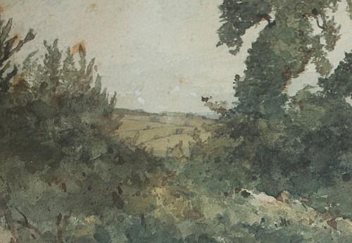 19th century - Henri Joseph HARPIGNIES (1819-1916)