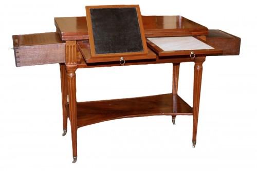Louis XVI period transformation table