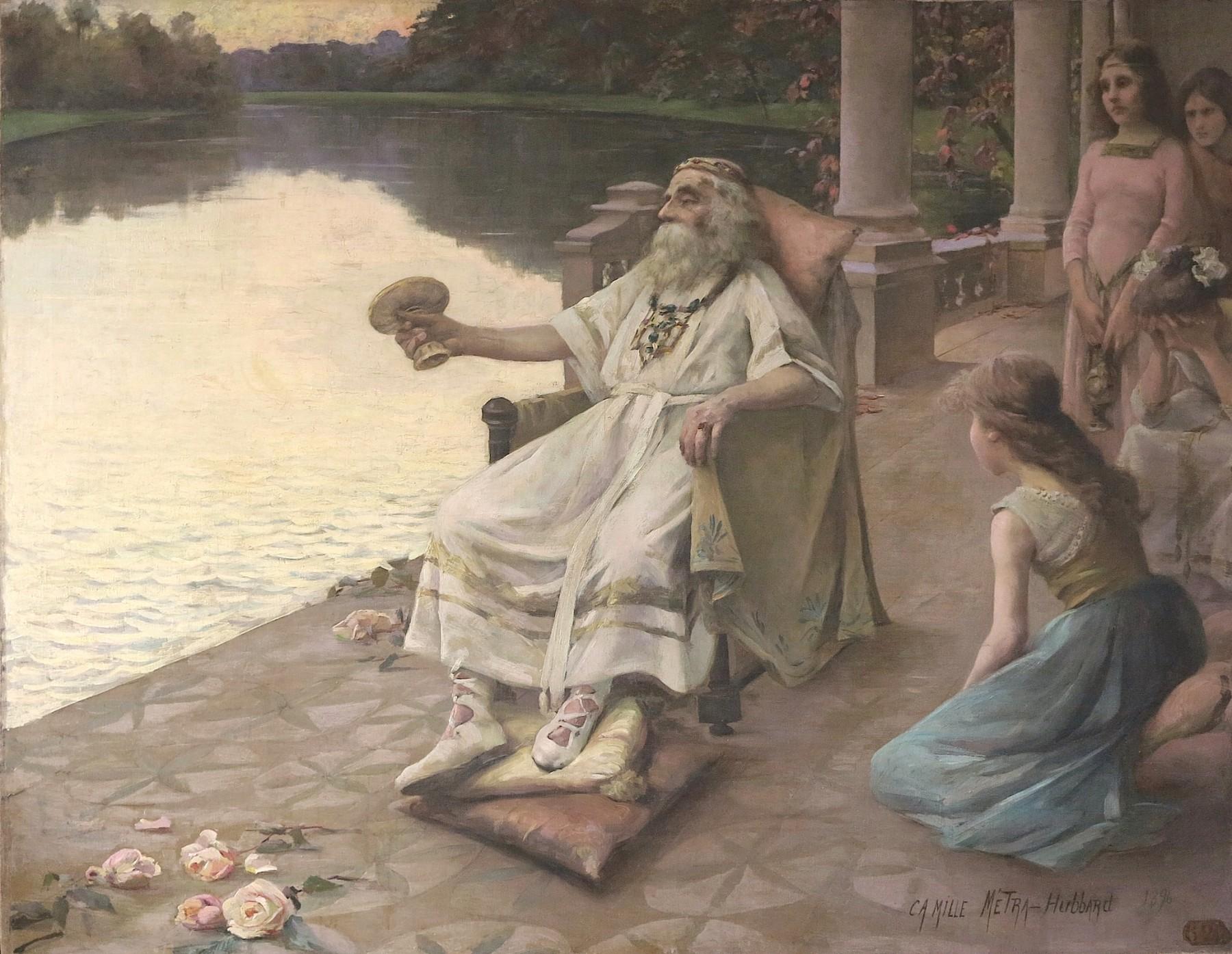 Le roi de Thulé - Gérard de Nerval  AnticStore-Large-Ref-74126