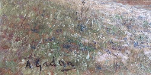 Paintings & Drawings  - Antoine GADAN (1854–1934) - Around Bône, Algeria