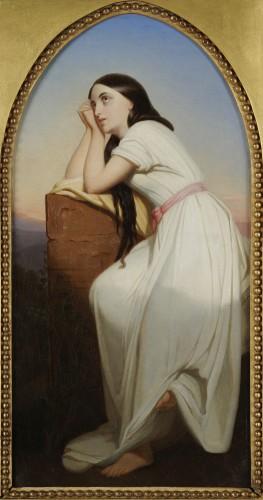 19th century - Workshop of  Ary SCHEFFER (1795-1858) - Mignon