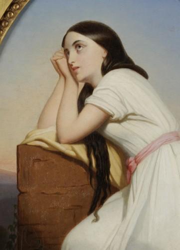 Workshop of  Ary SCHEFFER (1795-1858) - Mignon - Louis-Philippe