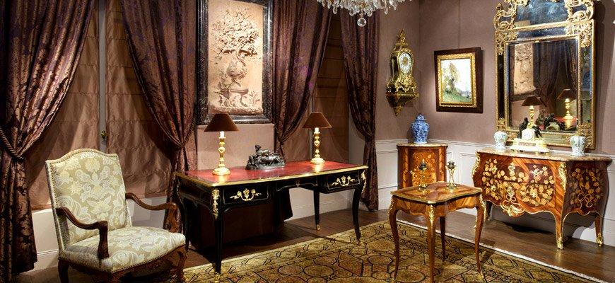 Galerie Delvaille Antiquaire A Paris 7 Mobilier Du 18e Siecle Et