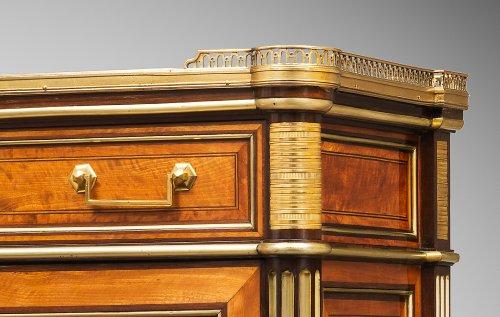 Furniture  - Satinwood Secretary Desk