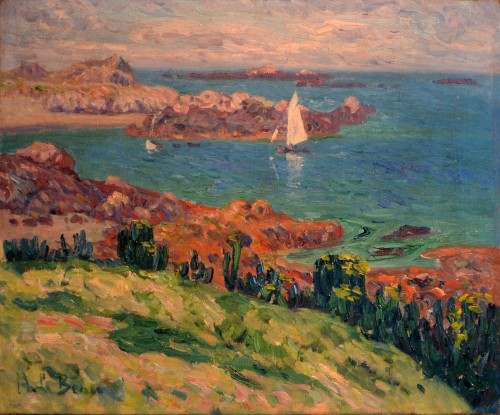 Alcide Le Beau (1873-1943) - The Chausey Islands