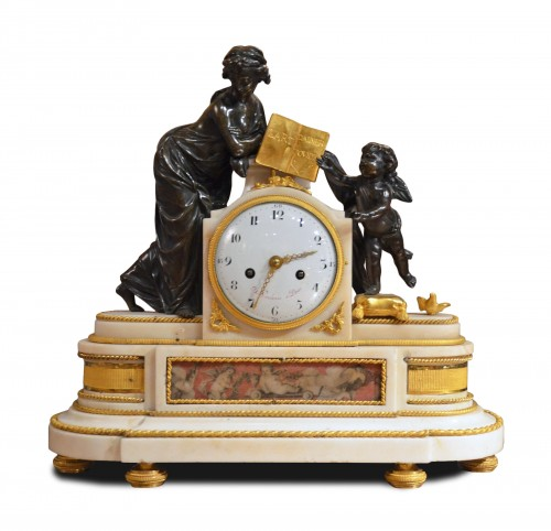 Love and Friendship Clock