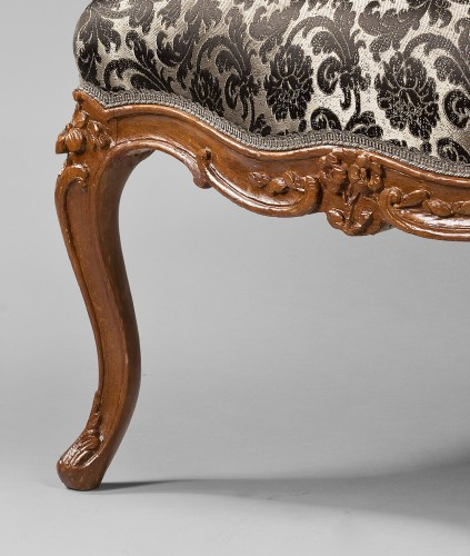 Seating  - Nicolas Heurtaut, exceptional suite of eight armchairs for the Queen