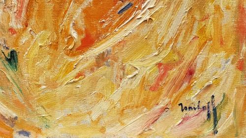 Paintings & Drawings  - Alexandre Isailoff   (Born 1869) - Les roches rouges de l'Estérel