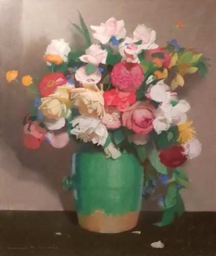 Lucien Victor Guirand de Scevola (1871-1950) - Composition Florale
