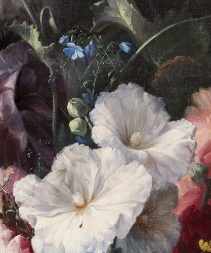 Paintings & Drawings  - Clément Gontier (1876-1918) - Monumental floral composition