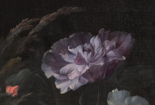 Clément Gontier (1876-1918) - Monumental floral composition -