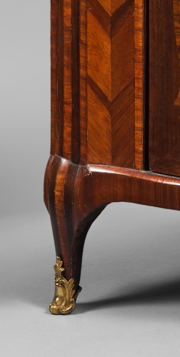 Furniture  - Pair of Encoignures, Paris circa 1760